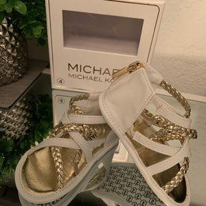 MICHAEL Michael Kors sandals size 4 BABY AMY style